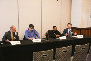 Don't Just Leave It There: Addressing Lead In Redevelopment panel: Gary Brune, Peter Rose, Marjorie Perry, and John Boyd